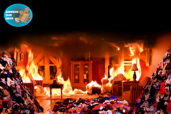Awesome Fire Hazards Of Hoarding Clutter Issues Download Free Architecture Designs Scobabritishbridgeorg