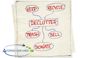 Decluttering Method