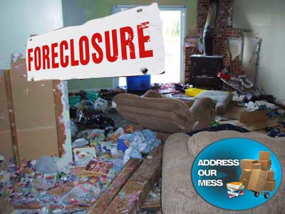 Post Foreclosure Cleanup