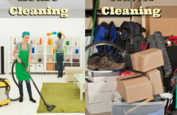 House cleaning vs hoarding cleaning